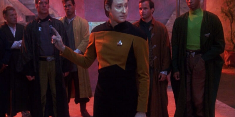 Rick rewatches TNG season 3: The Ensigns of Command